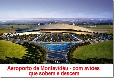 Uruguai - aeroporto