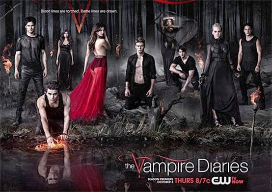 The Vampire Diaries - 5 temporada