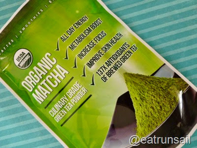 June 23 Green Matcha Tea Powder 001