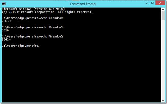 command-prompt-echo-random