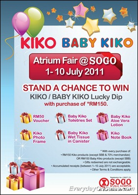 Kiko-Baby-Kiko-KL-Sogo-Sales-2011-EverydayOnSales-Warehouse-Sale-Promotion-Deal-Discount