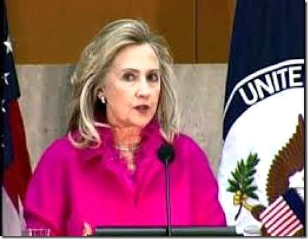 Hillary Clinton - 12-2011 Istanbul Process
