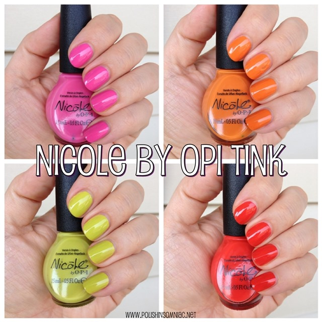 Nicole by OPI Tink