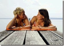 Donne in vacanza