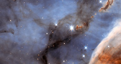 Return to the Carina Nebula
