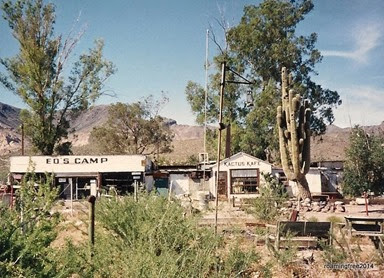 Ed's Camp in 1991