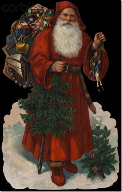 vintage-santa-claus