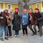 Geneviève, Colette, Maryline, Elis. , Christèle et Claudine ....
