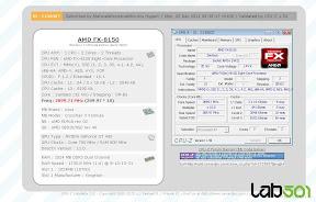 Kingston HyperX KHX2544C9D3T1FK2/2GX - overclocking session
