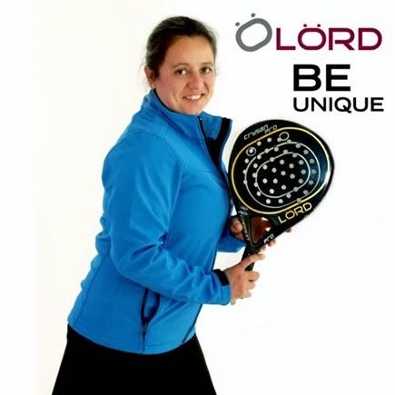 Lörd Pádel sigue apuestando por el pádel femenino y ficha a la jugadora Ana Grandes.