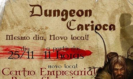 dungeon carioca