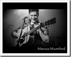 Musician By Night  Mumford and Sons