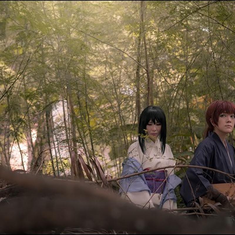 Rurouni Kenshin : Trust & Betrayal (Photoshoot 2 )