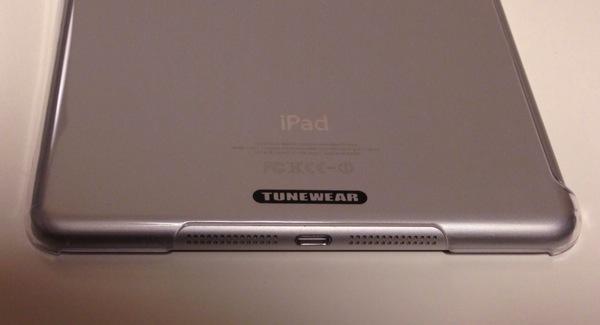 08TUNEWEAR eggshell for iPad mini