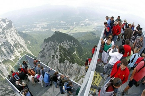 AlpspiX Viewing Platform, Germany