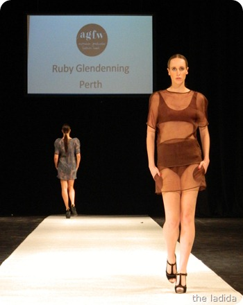 Ruby Glendinning - AGFW Fashion Show 2012 (5)