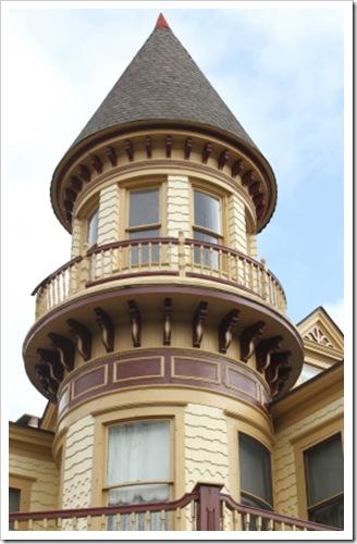 Victorian-Turret