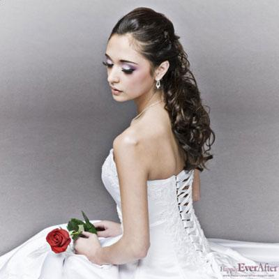 Trendy Wedding Hairstyles 2013