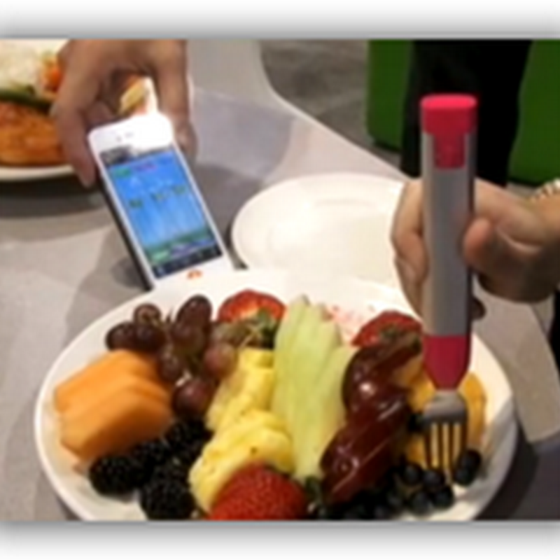"The Overweight Obsession Continues–Wireless HapiFork That Tracks Your Food and ""Fork to Face"" Rate–Data for a PHR?"
