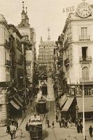 Calle Montera y Puerta del Sol