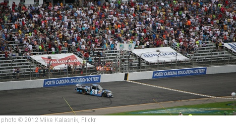 'Kyle Larson Wins' photo (c) 2012, Mike Kalasnik - license: http://creativecommons.org/licenses/by-sa/2.0/
