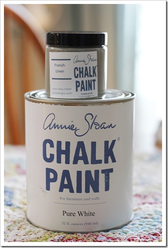 chalk paint