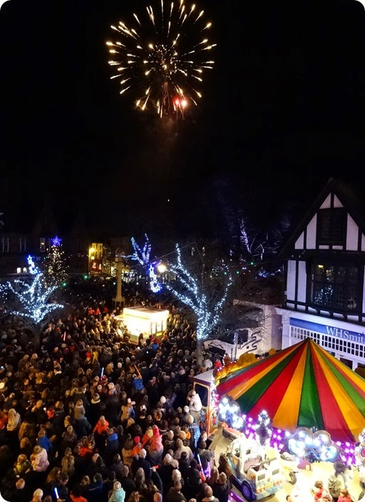 Nantwich Christmas lights switch-on (2)