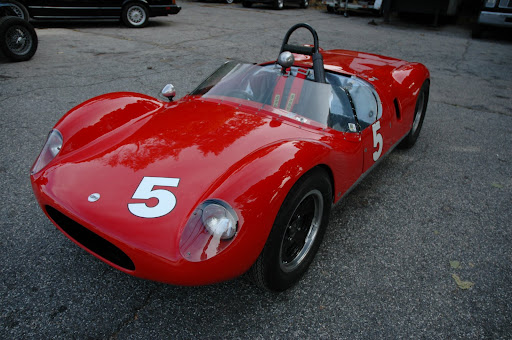 1959 Cooper Monaco Formerly