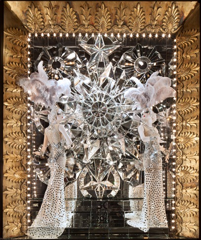 bergdorf goodman 2012 holiday window display