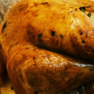 Dry Brined Turkey with Extra Crispy Skin