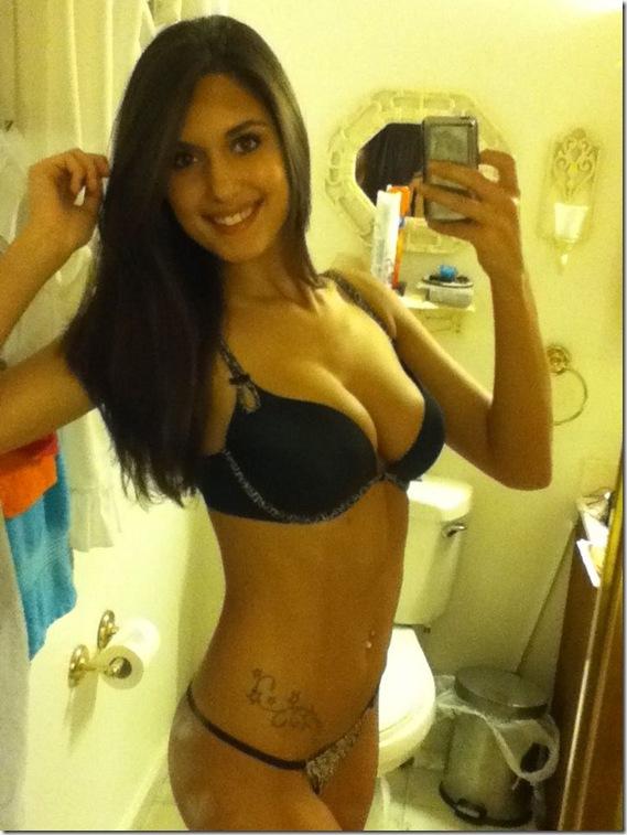 Danielle-Burt-hot-iphone-camera-2