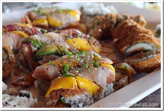 Sushi Groove Rolls