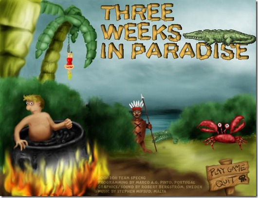 Three Weeks in Paradise free remake (11)