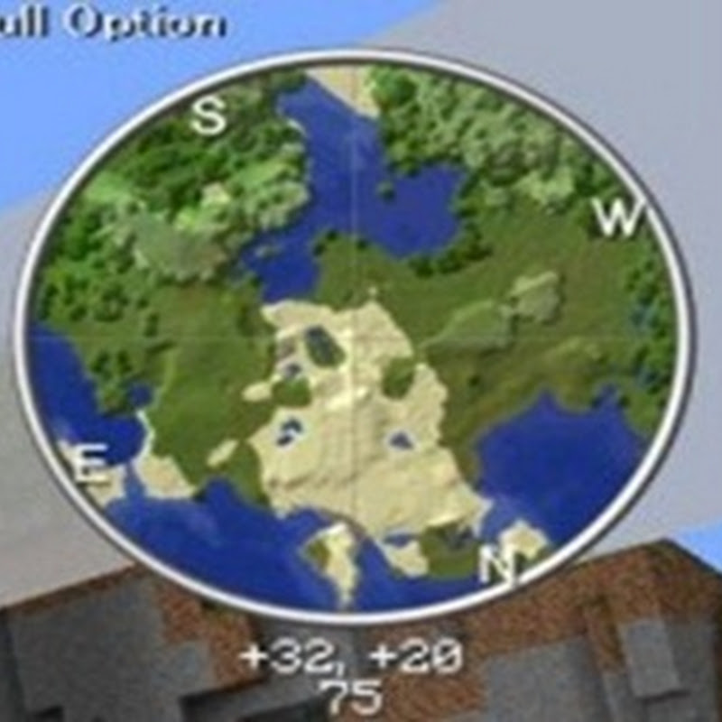 Minecraft 1.4.2 - Rei's Minimap Mod