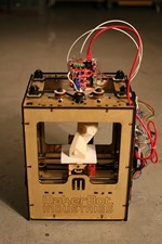 MakerBot printer example