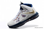 lbj10 fake colorway olympic 1 04 Fake LeBron X