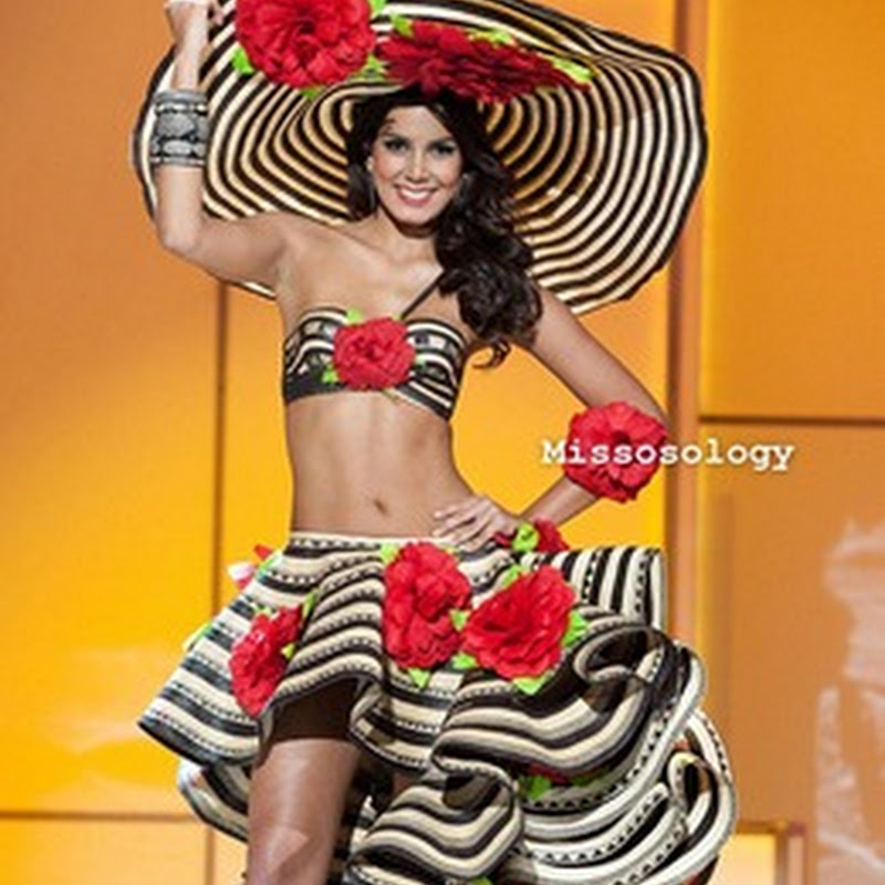 Miss Universe 2011 National Costumes