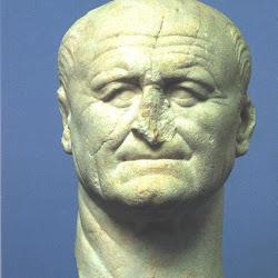 92 - Busto de Vespasiano