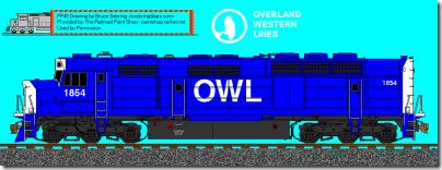 OWL FP45
