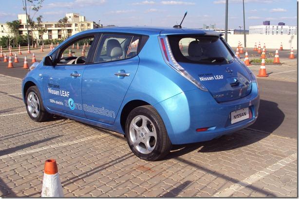 Nissan Leaf [1]