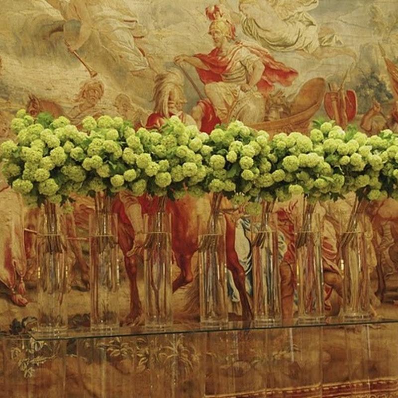 Inspirational flower decoration