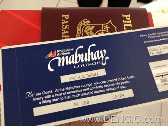 PAL Mabuhay Lounge 25