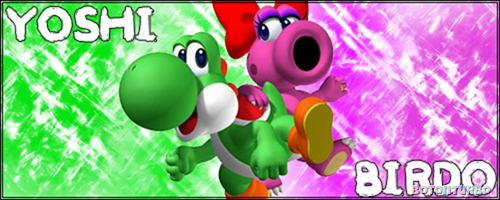 ¿Yoshi y Birdo son gays?