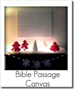 bible passage canvas