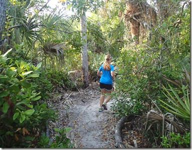 Running at Disney's Vero Beach Resort (10)