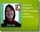 Successful Strategies for English Language Learners