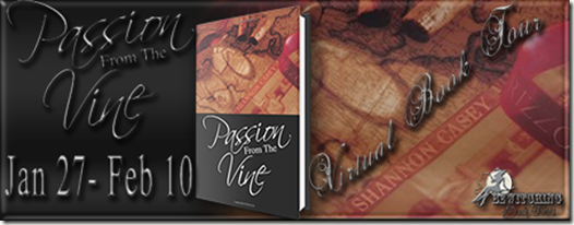 Passion from the Vine Banner 450 x 169