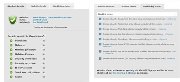 scannerizzare-sito-malware