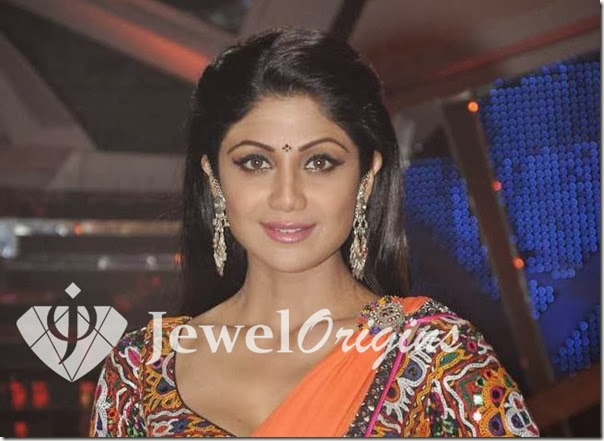 Shilpa_Shetty_Earrings