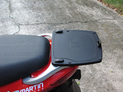 New Givi Monokey adapter